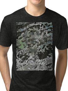 Trip-O-Vision Online Gallery Design 14: Statue of Splash Tri-blend T-Shirt