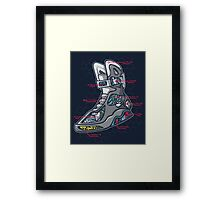 2015 Mags Anatomy Framed Print