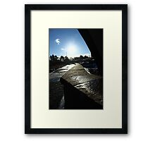 Dartmouth Crossing One Framed Print