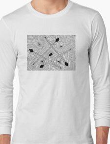 Jarrarl - spear / Back in black Long Sleeve T-Shirt