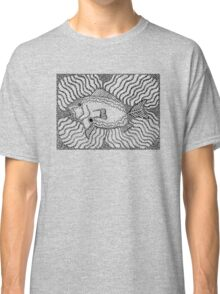 Aarl - fish / Back in black Classic T-Shirt