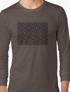 Bardi dancers / Back In Black - 1 Long Sleeve T-Shirt