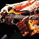 Faceless Bassist by Alvin Wong