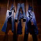 Jeans at work by Etienne RUGGERI Artwork