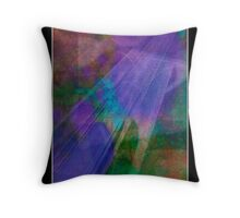 ABSTRACT DIGITAL 05 Throw Pillow