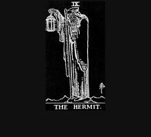 the hermit Womens Fitted T-Shirt