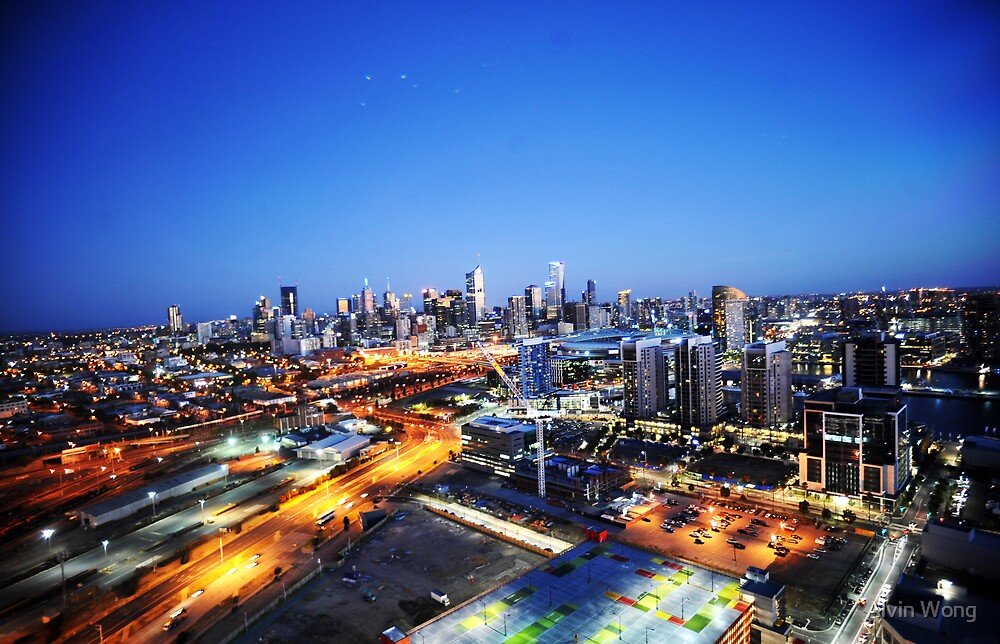 Melbourne by Alvin Wong