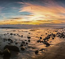 Ventura Sunset. by Graham Gilmore