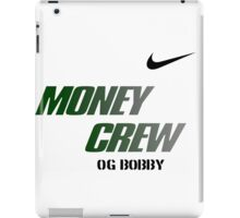 OG BOBBY iPad Case/Skin