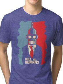 The Machine Tri-blend T-Shirt