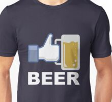 Like Beer Unisex T-Shirt
