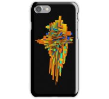 Coloured Blocks iPhone Case/Skin
