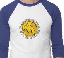 True Hero Men's Baseball ¾ T-Shirt
