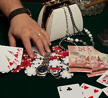 Poker by LisaRandall