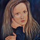 """Laura"" - Oil Painting by Avril Brand"