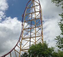 Top Thrill Dragster - Cedar Point by shlew210