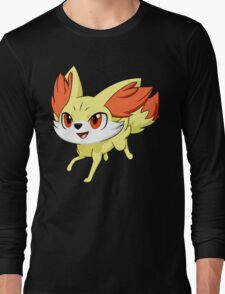 Pokemon Fennekin Long Sleeve T-Shirt