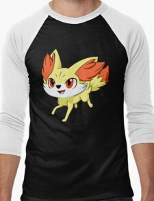 Pokemon Fennekin Men's Baseball ¾ T-Shirt