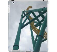 Wicked Twister - Cedar Point iPad Case/Skin