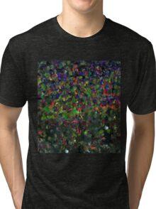 Trip-O-Vision Online Gallery Design 18: Paint Splatters Tri-blend T-Shirt
