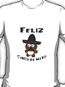 Cinco De Mayo Bear T-Shirt