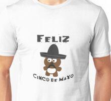 Cinco De Mayo Bear Unisex T-Shirt