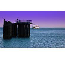 Ferry Crossing ~ Port Townsend, Washington ~ Photographic Print