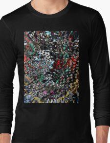 Trip-O-Vision Online Gallery Design 20: Life Stripes Long Sleeve T-Shirt