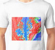 Gumamela Azure Unisex T-Shirt