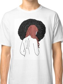 Sulking with Lisa Loeb on the Ice Planet Hoth (red) Classic T-Shirt