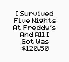 I Survived FNAF Unisex T-Shirt