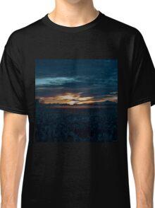 Sunrise Art - Blue Hour Unhurried Classic T-Shirt