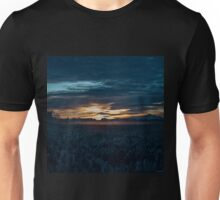 Sunrise Art - Blue Hour Unhurried Unisex T-Shirt