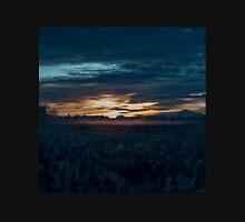 Sunrise Art - Blue Hour Unhurried Unisex T-Shirt