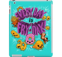Fry-Day iPad Case/Skin