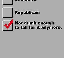 Political Checklist by tinaodarby