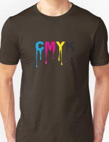 CMYK Unisex T-Shirt