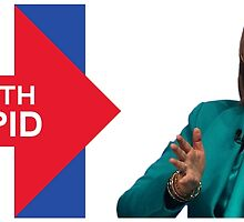 Hillary 2016 - I'm With Stupid by FoniMoni