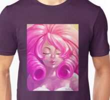 Rose Quartz Painted Unisex T-Shirt