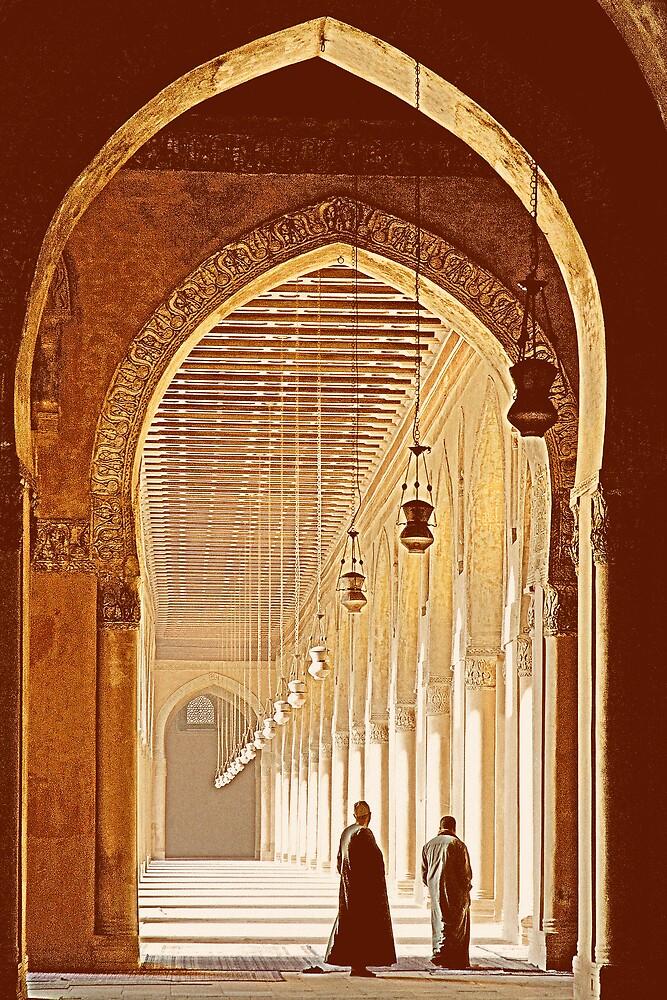 Cairo, Egypt #8 by Mauricio Abreu