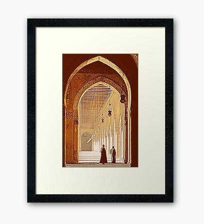 Cairo, Egypt #8 Framed Print