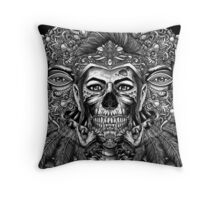Winya No.21 Throw Pillow