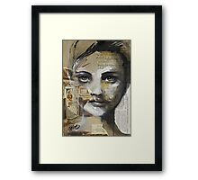 Or What You Will Framed Print