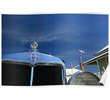 Cheverlet blue skies Poster