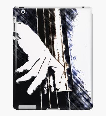 Jazz Bass Poster iPad Case/Skin