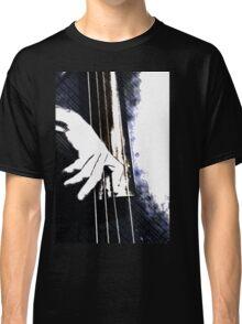 Jazz Bass Poster Classic T-Shirt