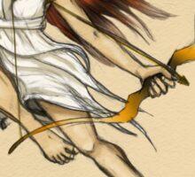 Artemis: Goddess of the Hunt Sticker