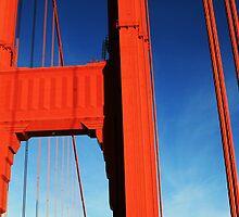 Golden Gate Bridge by Sarah Bonham