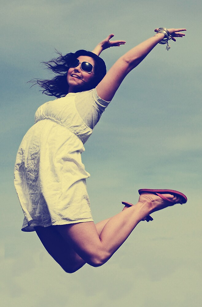 Jump For Joy! by lisabella