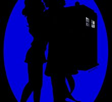 I fall in love with fictional characters- Dr Who by kessily